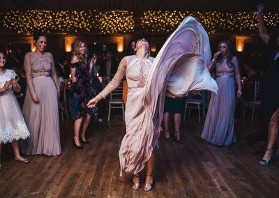 Amazing Bride. Elmore Court, Gloucestershire 2018