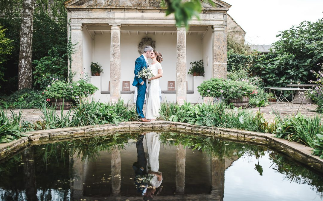 Barnsley House – Debbie and Ben
