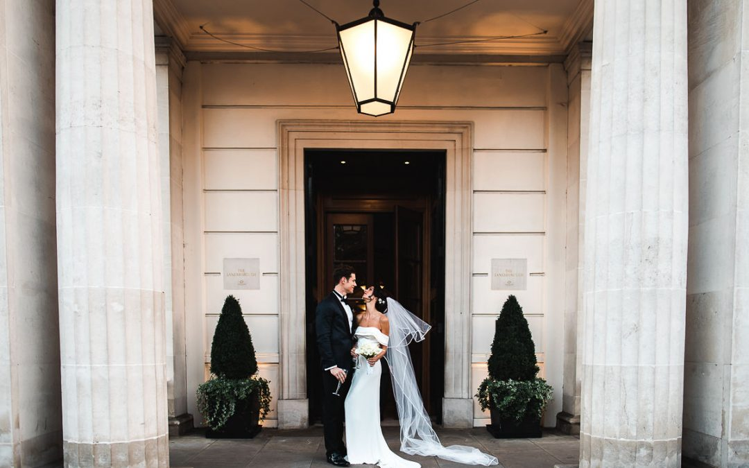 The Lanesborough Hotel – Georgina & Matt