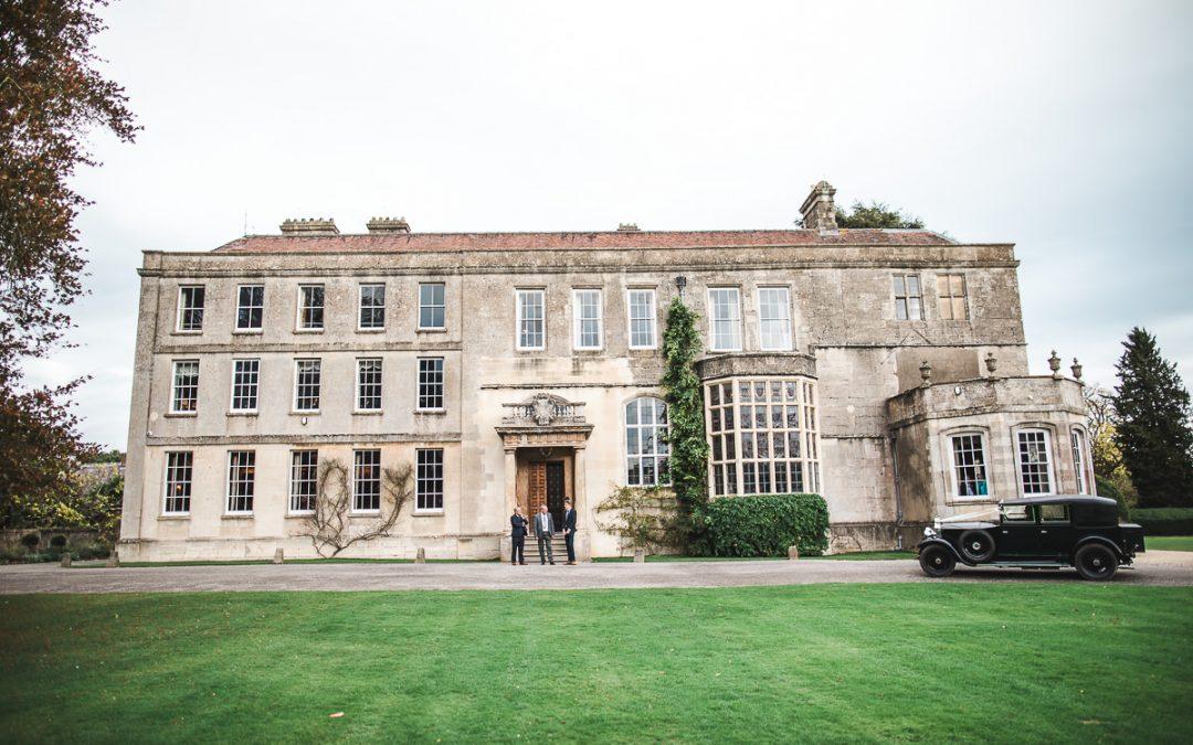 Elmore Court, Gloucestershire. Wedding Venue Review