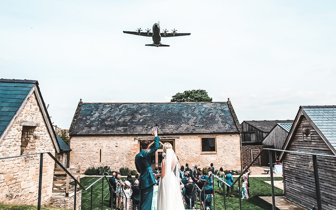 Upcote Barn – Vicki and Al